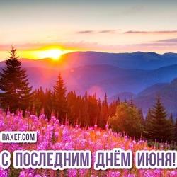 Открытки Последний день июня! Картинки с природой нашей любимой России! Травы России! Леса!