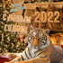 С новым 2022 годом тигра! Открытки! Картинки! Открытка с новым годом тигра! Красивая картинка с... Страница 6